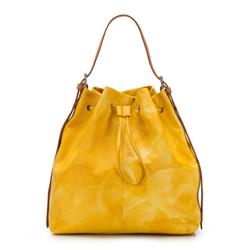 Dámská kabelka, žlutá, 86-4E-010-Y, Obrázek 1