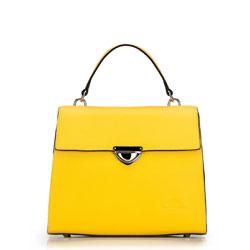 Dámská kabelka, žlutá, 87-4-571-Y, Obrázek 1