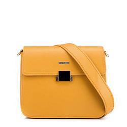 Dámská kabelka, žlutá, 88-4Y-212-5, Obrázek 1
