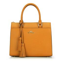 Dámská kabelka, žlutá, 89-4-504-Y, Obrázek 1