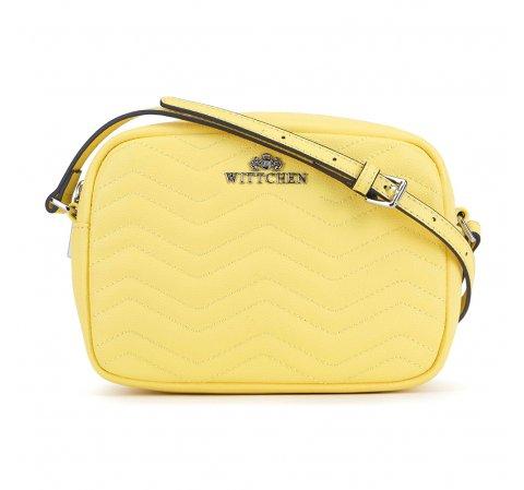 Dámská kabelka, žlutá, 90-4E-614-8N, Obrázek 1