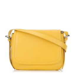 Dámská kabelka, žlutá, 91-4E-309-Y, Obrázek 1