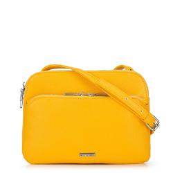 Dámská kabelka, žlutá, 92-4Y-301-Y, Obrázek 1