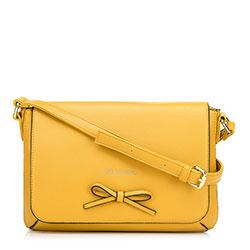 Dámská kabelka, žlutá, 92-4Y-562-Y, Obrázek 1
