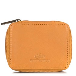 Mini kosmetická taška, žlutá, 89-2-003-5, Obrázek 1