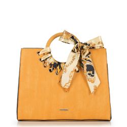Dámská kabelka, žlutá, 90-4Y-353-Y, Obrázek 1