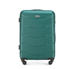 Közepes ABS bőrönd, zöld, 56-3A-402-81, Fénykép 1