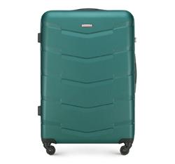 Nagy bőrönd, zöld, 56-3A-403-81, Fénykép 1
