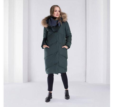 Női dzseki, zöld, 89-9D-403-Z-3X, Fénykép 1