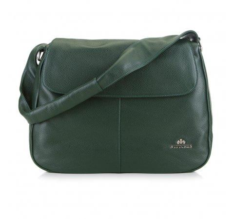 Női táska, zöld, 89-4E-505-Z, Fénykép 1