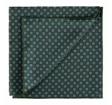 Díszzsebkendő, zöld, 89-7P-001-X2, Fénykép 1