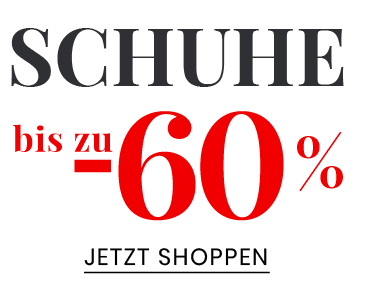 Schuhe bis zu -60%