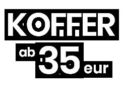 Koffer schon ab 35 €