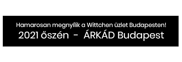 Hamarosan megnyílik a Wittchen üzlet Budapesten!