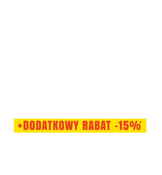 WALIZKI DO -60%