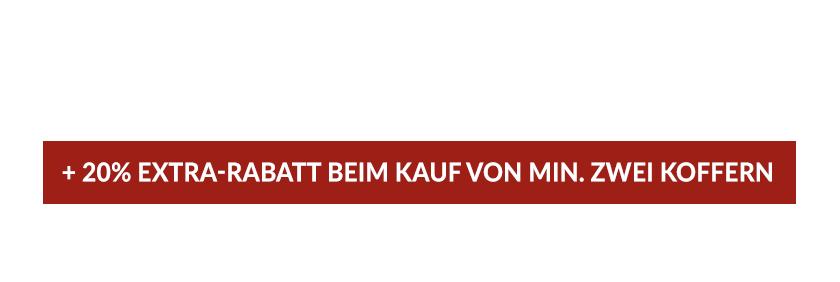 KOFFER BIS ZU -60%