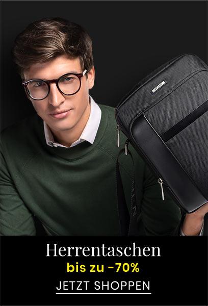 Herrentaschen  bis zu -70%