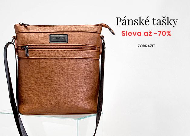 Pánské tašky sleva až -70%