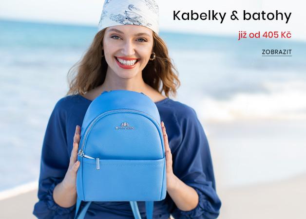 Kabelky & batohy