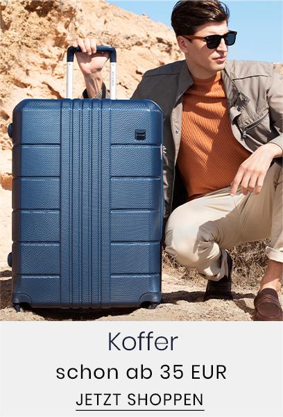Koffer schon ab 35 EUR