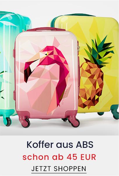 Koffer aus ABS