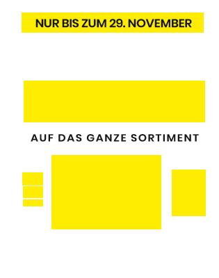 Black week bis zu -70%