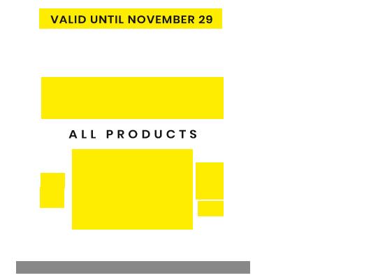 Black week -70%