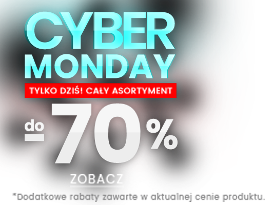 Cyber monday do -70%