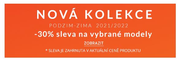 NOVÁ KOLEKCE PODZIM-ZIMA 2021/22