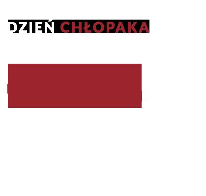 Dzień chłopaka ekstra rabat -10%