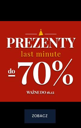 prezenty last minute do -70%