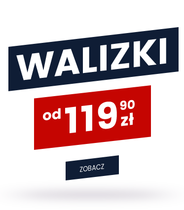 walizki od 119 zł