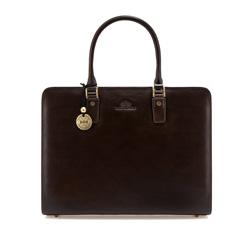 Briefcase, brown, 35-4-052-4, Photo 1