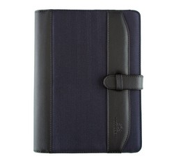 Document holder, navy blue-black, 29-3-016-1, Photo 1