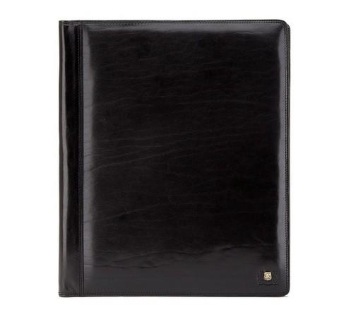 Aktówka, czarny, 39-5-006-1, Zdjęcie 1