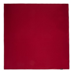 Apaszka z jedwabiu mała, ciemny czerwony, 91-7D-S14-2, Zdjęcie 1