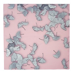 Women's silk scarf, powder pink, 91-7D-S14-X16, Photo 1
