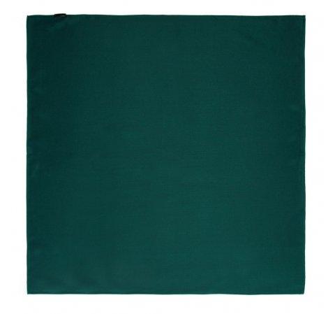 Apaszka z jedwabiu mała, szmaragdowy, 91-7D-S14-6, Zdjęcie 1