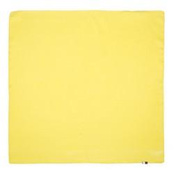 Apaszka z jedwabiu, żółty, 93-7D-S01-45, Zdjęcie 1