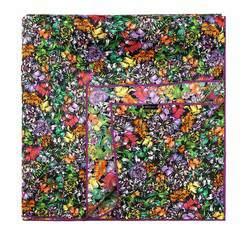 Apaszka damska, zielony, 81-7D-S11-X15, Zdjęcie 1