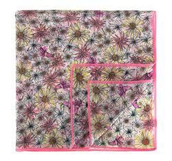Apaszka damska, fioletowo - różowy, 80-7D-S21-X8, Zdjęcie 1