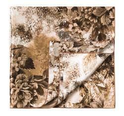 Apaszka damska, brązowy, 83-7D-S11-X29, Zdjęcie 1