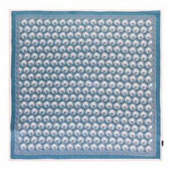 Apaszka z jedwabiu, łososiowy, 93-7D-S01-43, Zdjęcie 1