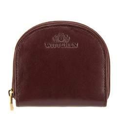 Монетница Wittchen 21-2-066-4, коричневый 21-2-066-4