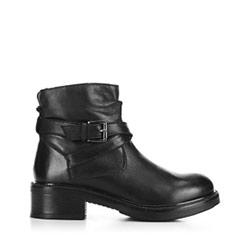 Women's boots, black, 91-D-300-1-41, Photo 1