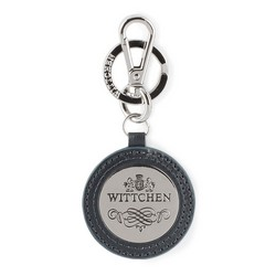 Keyring, navy blue, 03-2B-001-SN, Photo 1