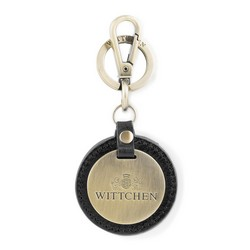 Keyring, gold-black, 03-2B-002-Z1, Photo 1