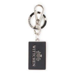 Keyring, silver-black, 03-2B-003-S1, Photo 1