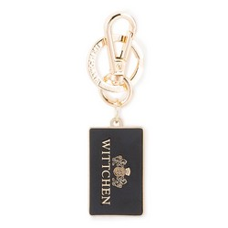 Keyring, gold-black, 03-2B-003-Z1, Photo 1