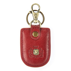 Keyring, red, 22-2-008-3, Photo 1
